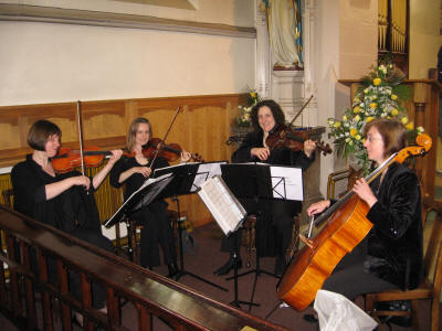 Classical wedding ceremony music strings definition