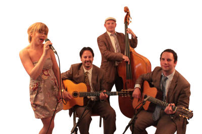 Jazz Quartets in your area   Live Band Hire   Wedding Jazz