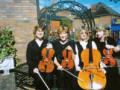 The SI String Quartet in the East Midlands
