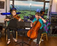 The CE String Duo in Gloucestershire