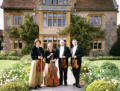 The DV String Quartet in Oxford, Oxfordshire