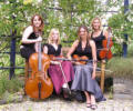 The NS String Quartet in Central London, London