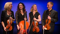 The HE String Quartet in Milton Keynes, Buckinghamshire