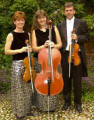 The BK String Trio in the M25, London