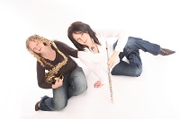The SB  Duo  - saxophone / flute & piano in Dorset