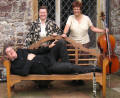 The TR Trio  - clarinet, cello & piano in Cornwall