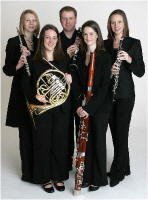 The SA Wind Quintet in Essex
