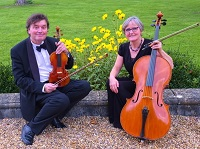 The CE Flute/Violin/Piano & Cello Duo in Ludlow, Shropshire