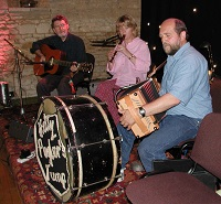 The HPT Barn Dance / Ceilidh Band in Uttoxeter, Staffordshire