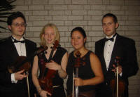 The MR String Quartet