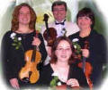 The RW String Quartet in Herefordshire