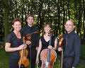 The LN String Quartet in Ilkeston, Derbyshire