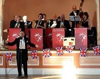PC Dance Orchestra in Shropshire