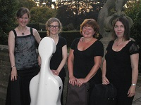 The CP String Quartet in Esher, Surrey