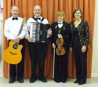 The IS Scottish Ceilidh Band in the South East