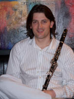 Clarinettist - Tom