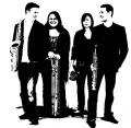 The LS Saxophone Quartet in Essex