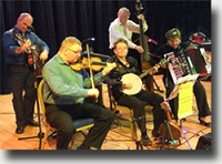 The SL Scottish Ceilidh Band in Northumberland
