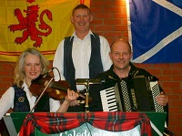 The CR Scottish Ceilidh Band in Essex