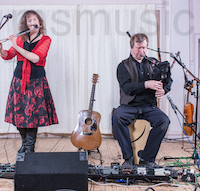 The DF Ceilidh Duo in Cumbria