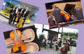 The LSI String Quartet in Wales