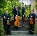 The BD String Quartet in Bedford, Bedfordshire