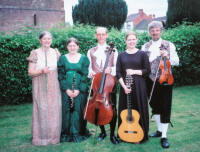 The Austentatious English Country Dance Band