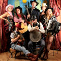The LCS American Cowboy Ceilidh Band in the East Midlands