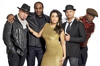 The SF Soul/Funk/Pop Band in Berkhamsted, Hertfordshire