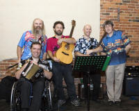 The BW Barn Dance/Ceilidh Band
