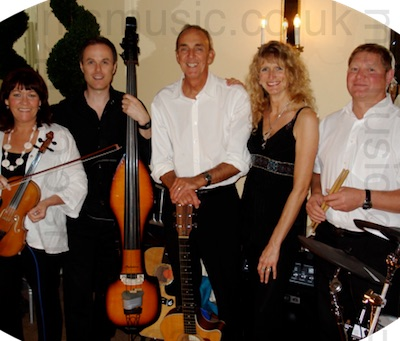 The SW Ceilidh / Barn Dance Band in Buckinghamshire