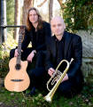 The TF Jazz Duo in Gloucestershire