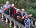 The BS English Barn Dance Band in Cornwall