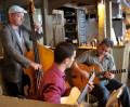 The UL Gypsy Jazz/Swing Band in Buckinghamshire