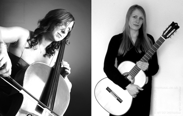 The PS String Duo in Ludlow, Shropshire