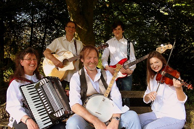 The SR Barn Dance /Ceilidh Band in Wilmslow, Cheshire