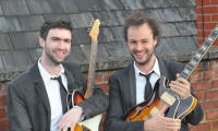 The LD Jazz Guitar Duo