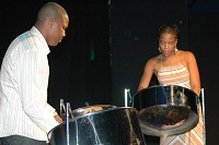 SPA Steelband Duo  in Derby, Derbyshire