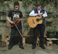 The SH Irish Music Duo in Tamworth, Staffordshire