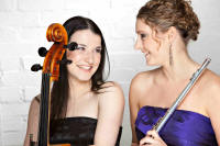 The AC Flute & Cello Duo
