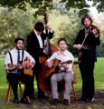 The MH Gypsy Jazz Quartet in England