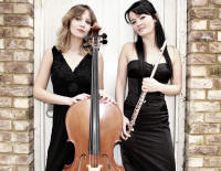 The LD Flute & Harp Duo