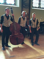 The GT Jazz Trio in Wales