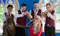 The PR Jazz Band in Berkshire
