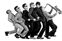 The SB Ska & 60s tribute band in Wales