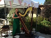 Armande - Harpist in Cambridgeshire