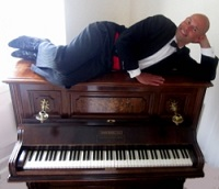 Pete - Jazz piano in Warwickshire