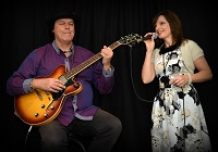The WZ Jazz Duo in Nottinghamshire