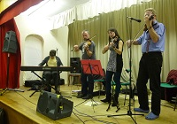 The FE Ceilidh / Barn Dance Band in Cheshire