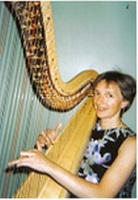 Rowena - Harpist in Cambridgeshire